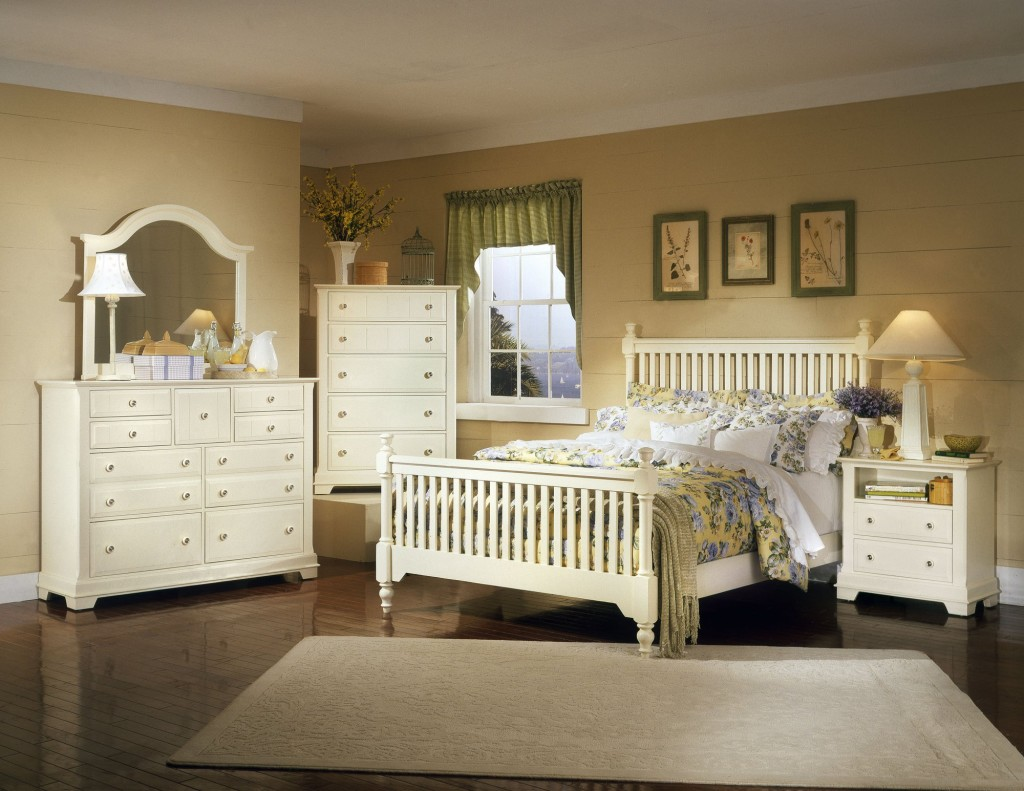 Cottage Style Bedroom Furniture: How Does the Style Look Like?