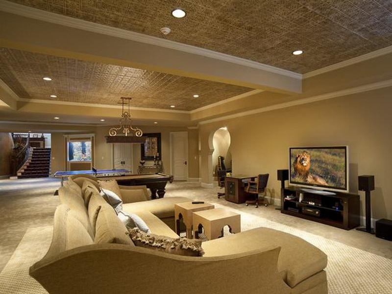 Cost of Finishing Basement: How to Properly Allot Your Funds