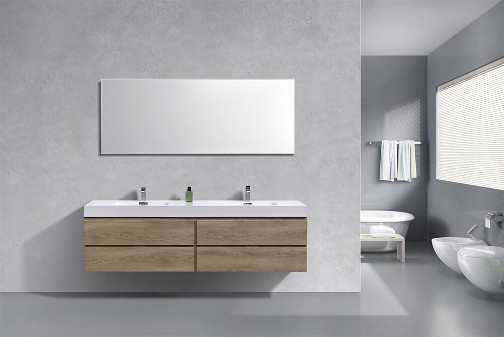 How to shop for bathroom vanities